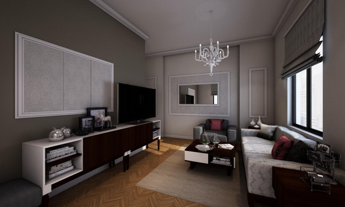 Grey living room  75 reasons to choose  Hawk Haven