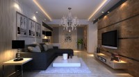 Living room lighting - 28 ways to light up your room ...