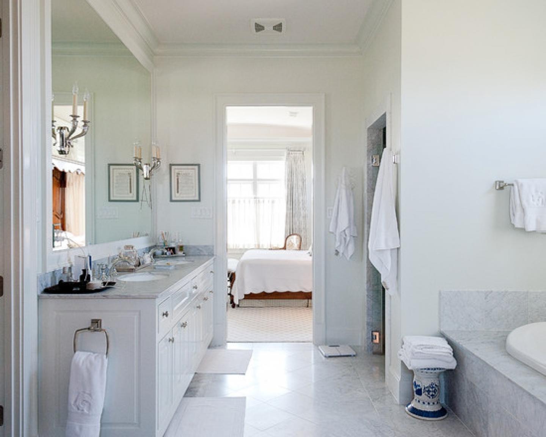 Traditional home bathroom ideas  Hawk Haven