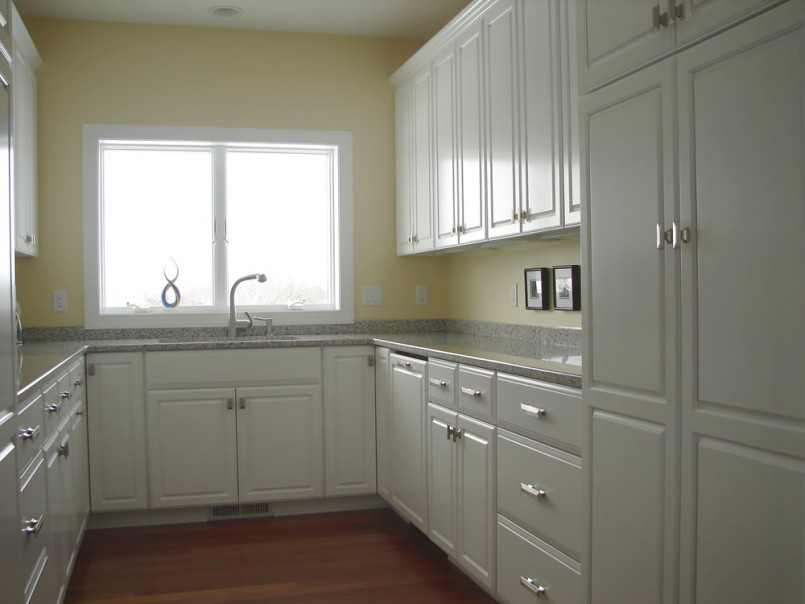 U shaped kitchen cabinet ideas  Hawk Haven