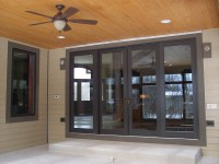 4 foot french doors exterior