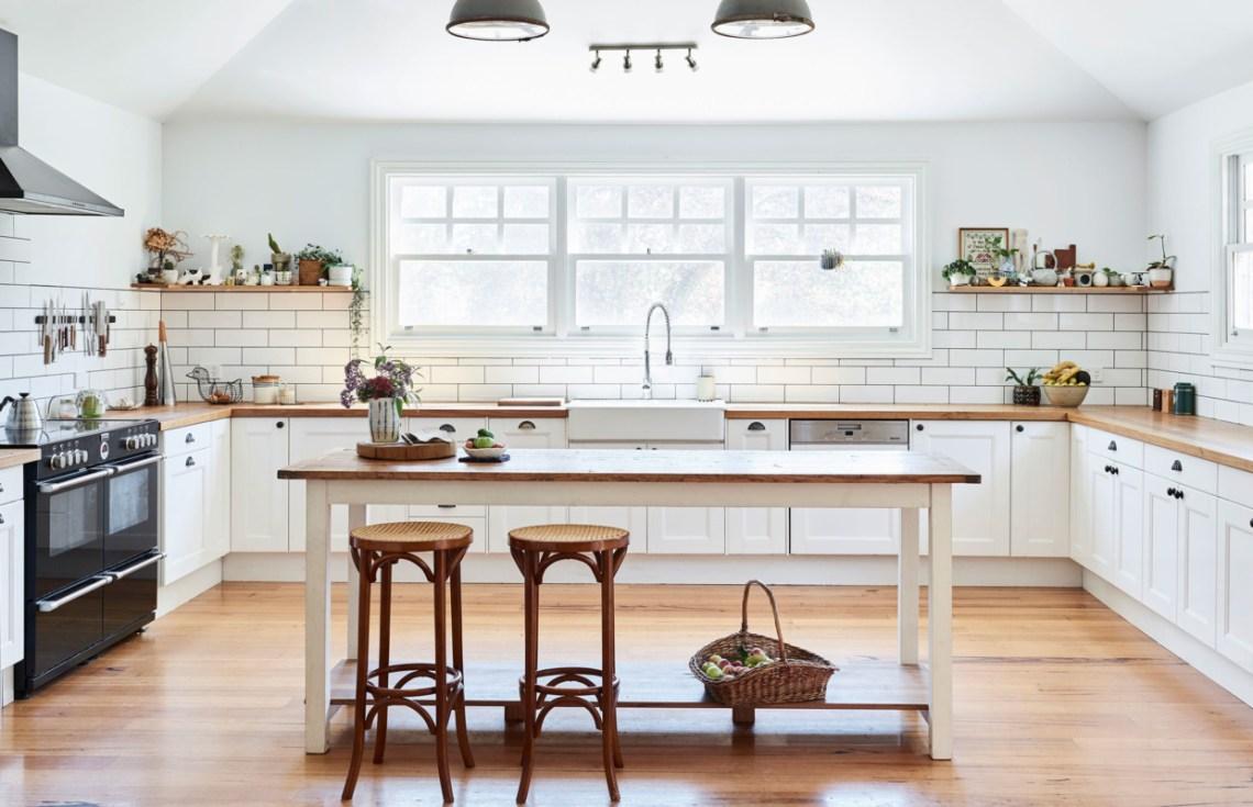 Australian country kitchen designs | Hawk Haven