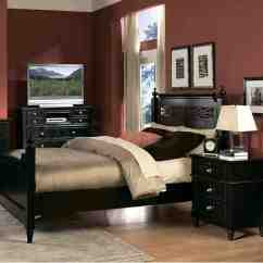 Living Room Dark Furniture Decorating Ideas Ethan Allen Side Tables Bedroom With Hawk Haven Photo 9
