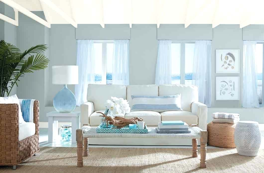 Best beach house interior paint colors  Hawk Haven