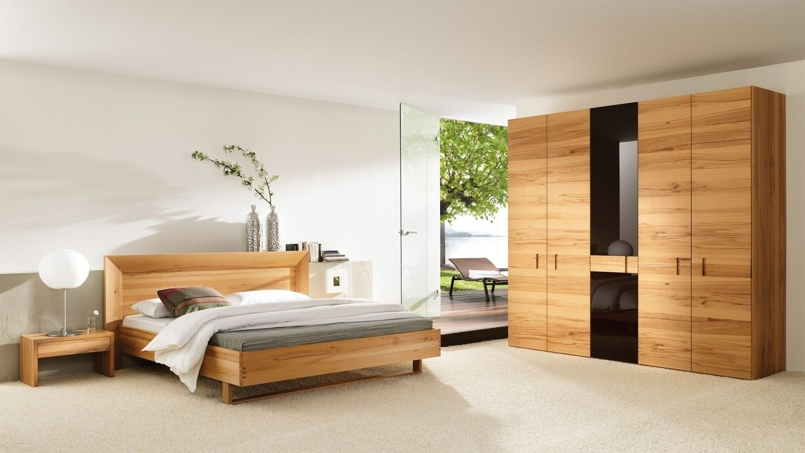 Built In Bedroom Furniture Ideas