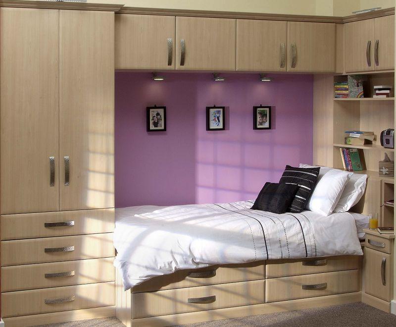 Fitted bedroom furniture designs  Hawk Haven