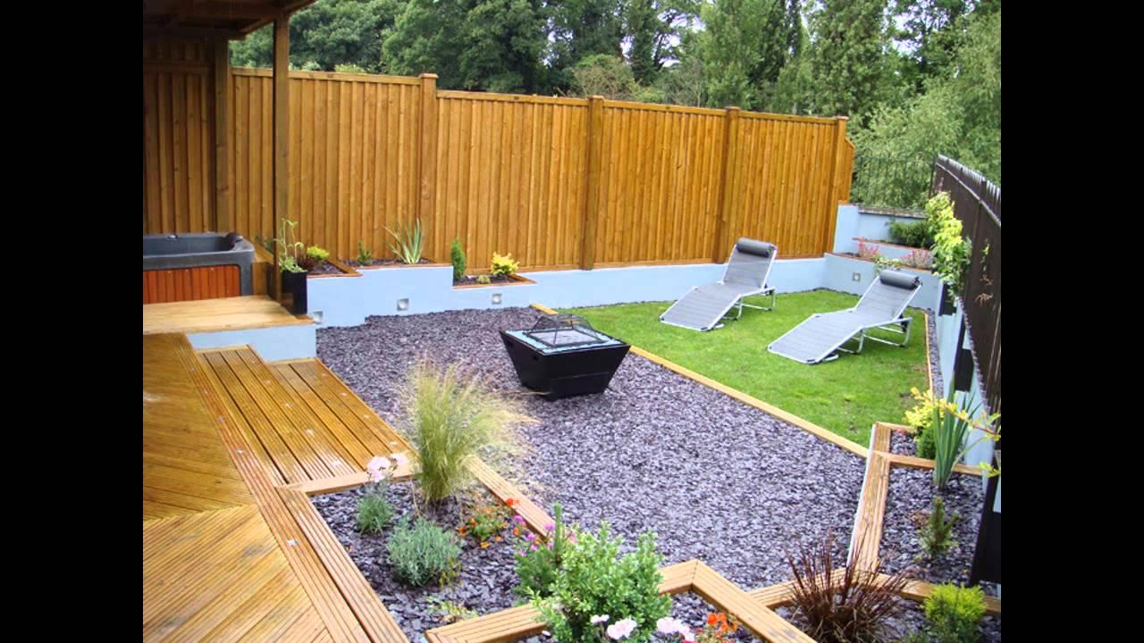 Garden Design Ideas Decking