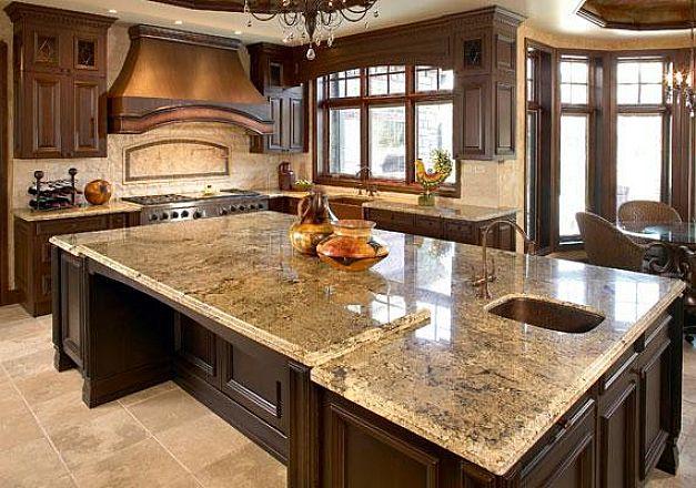 Granite Kitchen Counter Designs Hawk Haven