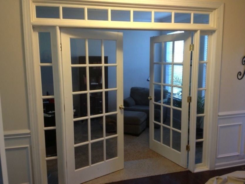 Interior French Doors Sidelights Hawk Haven