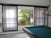 Japanese shoji screens for sliding glass doors | Hawk Haven