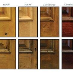Kitchen Cabinet Stain Colors Remodel A Color Samples Hawk Haven