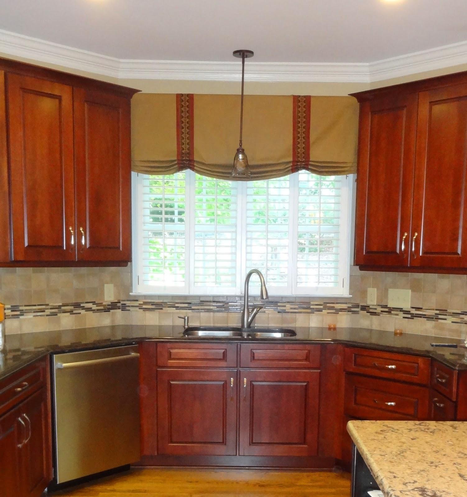 Kitchen cabinet valance ideas  Hawk Haven