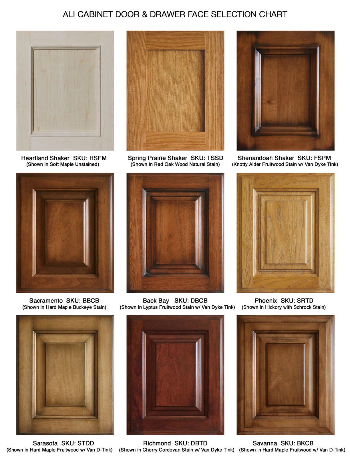 kitchen cabinet stain colors design your online wood hawk haven