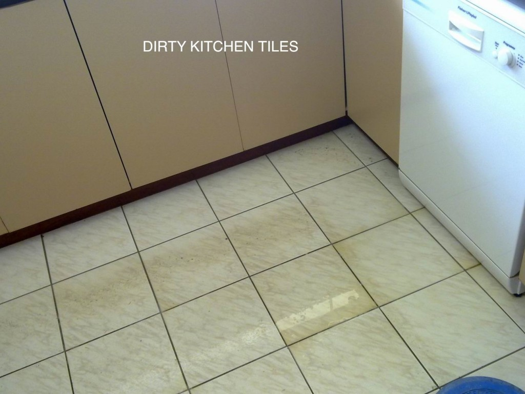 Kitchen floor tile and grout cleaner  Hawk Haven