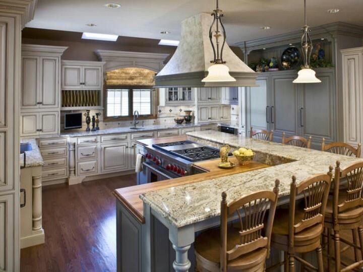 L Shaped Kitchen Island Hawk Haven
