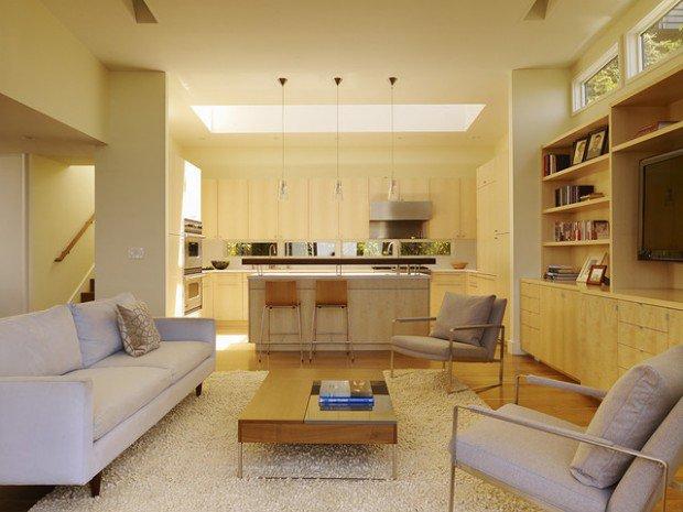 Living Room Kitchen Designs Hawk Haven