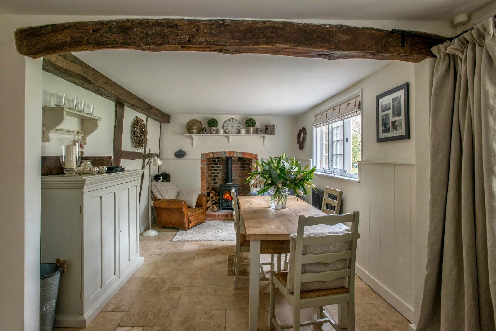 Modern Country Cottage Kitchen Hawk Haven
