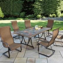 outdoor dining sets costco hawk
