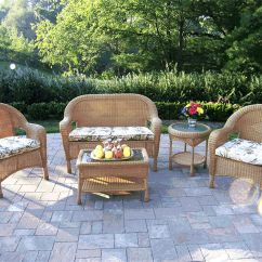 Outdoor Wicker Sofa Cushions Cleaning Prices Furniture Hawk Haven