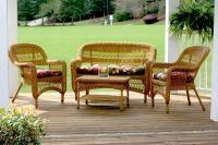 Outdoor wicker furniture high end | Hawk Haven