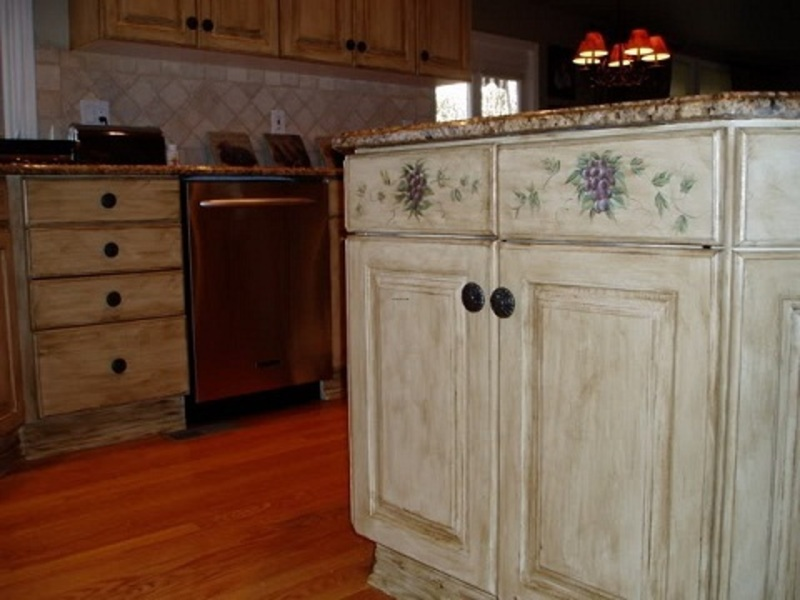 Painting Old Kitchen Cabinets Color Ideas Dimarlinperez Com