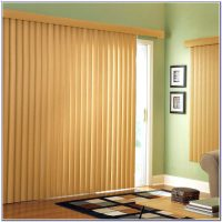 Patio door blinds ideas