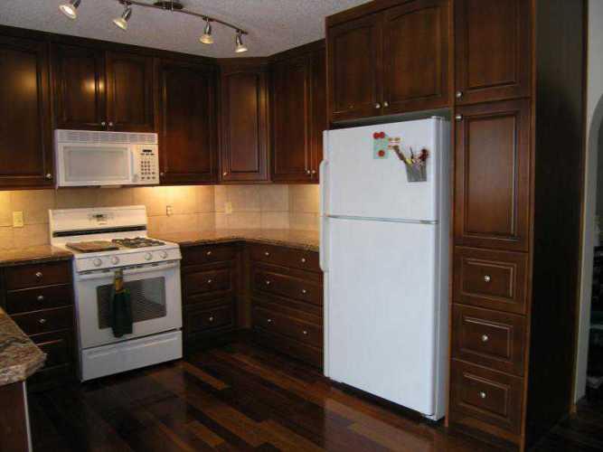 Restaining Kitchen Cabinets Gel Stain Hawk Haven