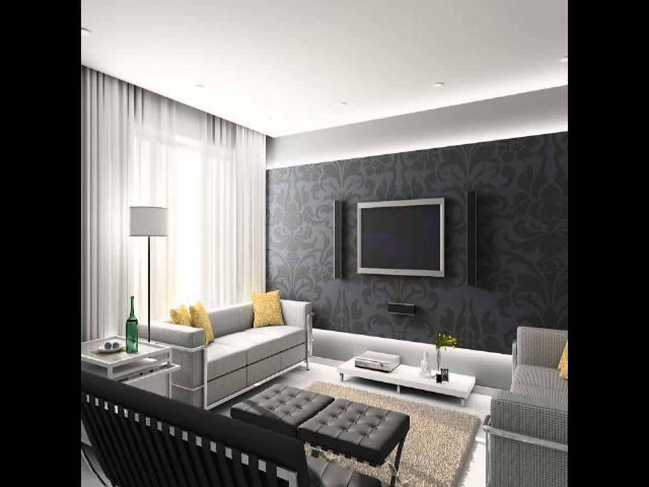 Wall tiles design for living room  Hawk Haven