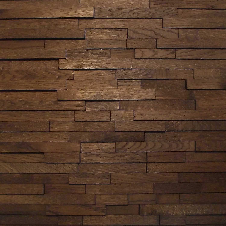 Wood wall design sponge  Hawk Haven
