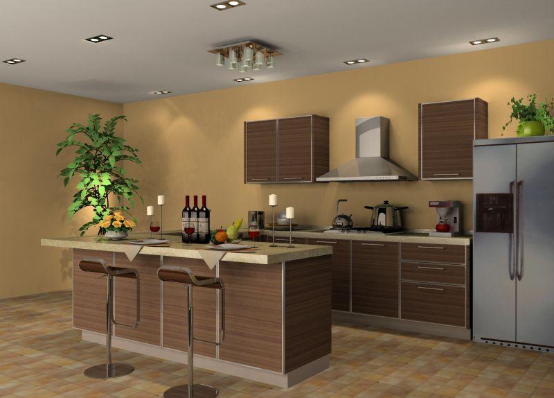 Zen Design Kitchen Cabinets Hawk Haven
