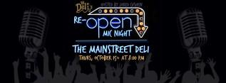 Grand Re-Open Mic Night JPG