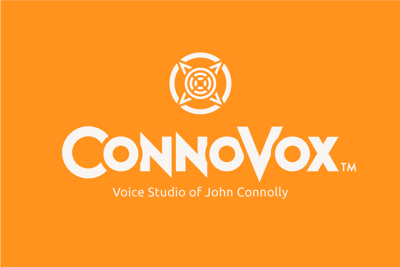 ConnoVox - Logo Design One Color