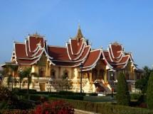 Vientiane City Laos