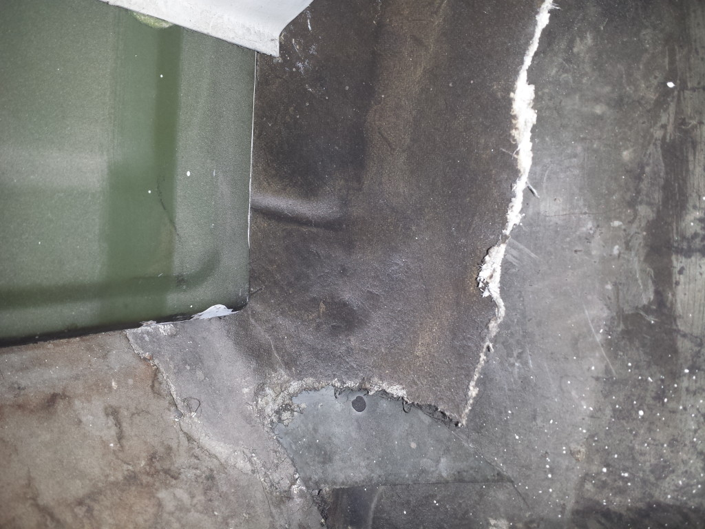 kitchen vent duct mobile cart asbestos can be hidden inside your air ducts - hawk ...