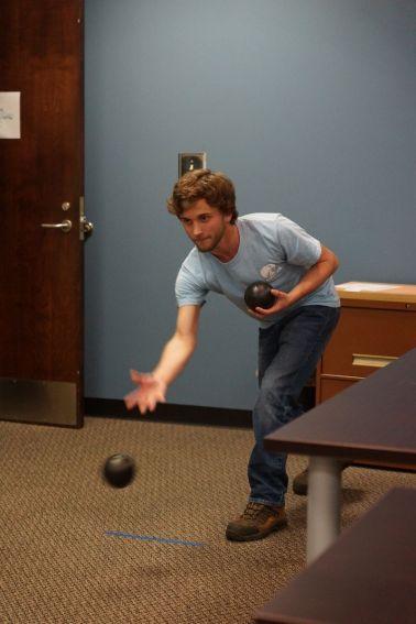 Steven bowling.