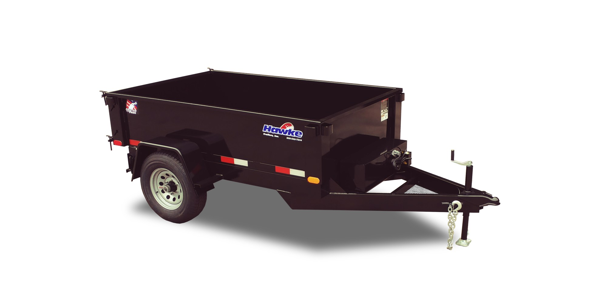 hight resolution of trailers hawke deckover dump trailers power tilt trailers