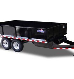 trailers hawke deckover dump trailers power tilt trailers [ 4878 x 2819 Pixel ]