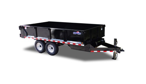 small resolution of trailers hawke deckover dump trailers power tilt trailers