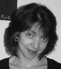 Photo of Author Magdalena Ball.
