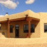 Custom Pueblo Style Home