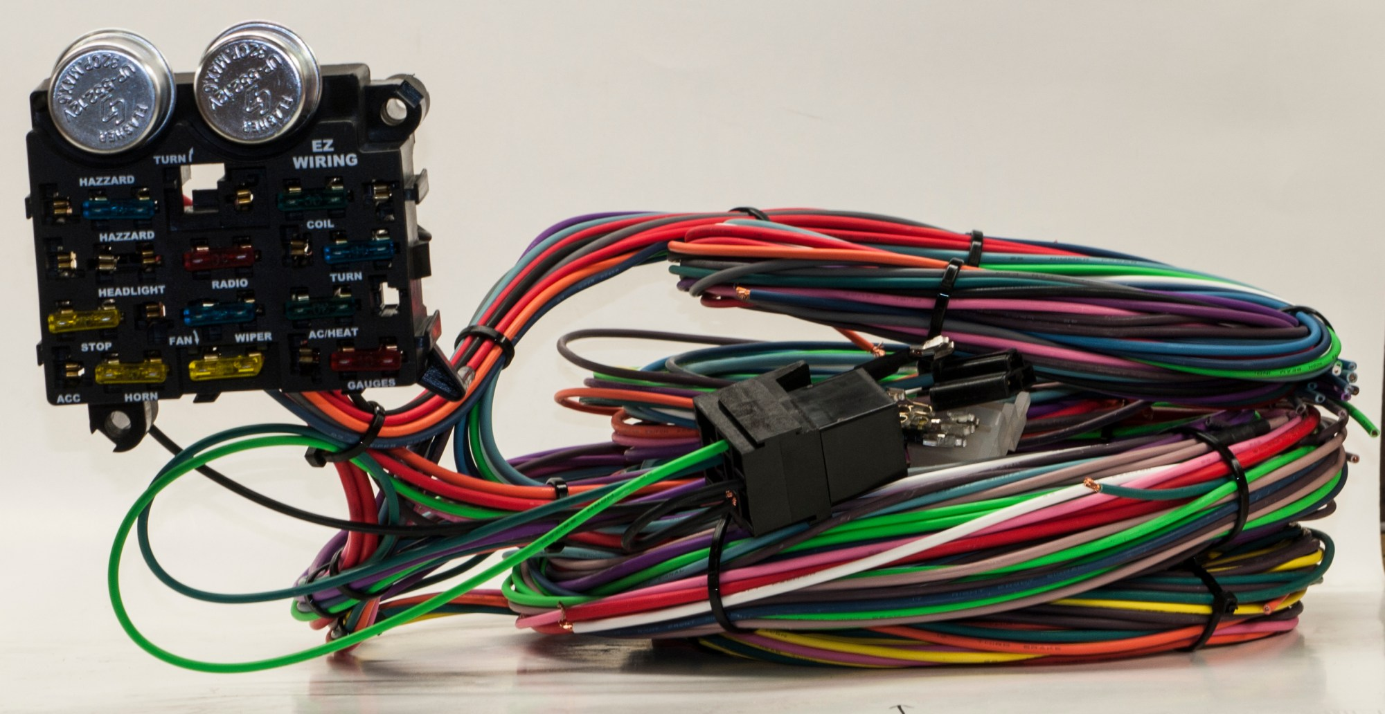 hight resolution of 12 circuit standard fuse harness wiring