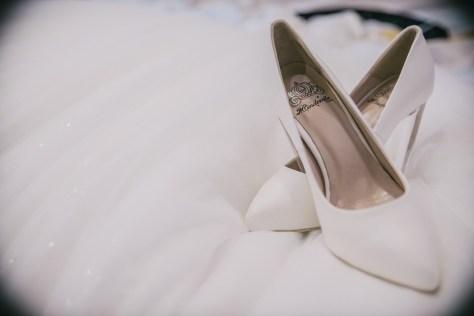 婚禮攝影之手工婚鞋