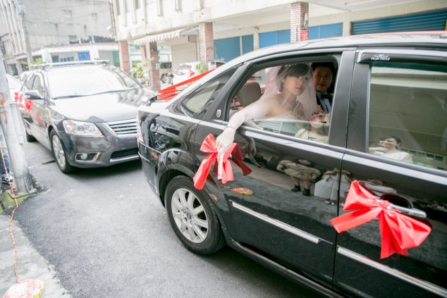 結婚迎娶之娘家到新家by婚攝浩克