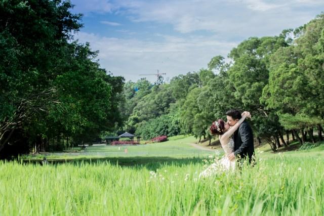 台北婚紗攝影工作室 - Hawk  自助婚纱摄影