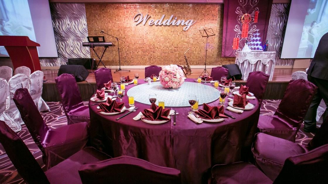 【台北婚禮記錄 婚攝莫門】@淡水富基婚宴會館