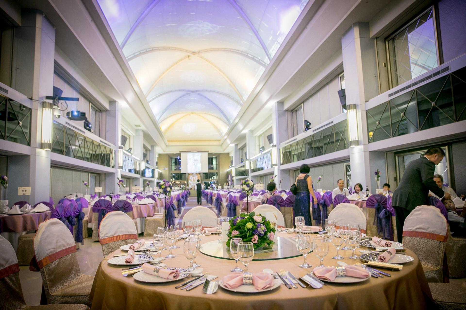 [ 公告 ] 網站資料更新 婚禮攝影-宴客餐廳-水源會館