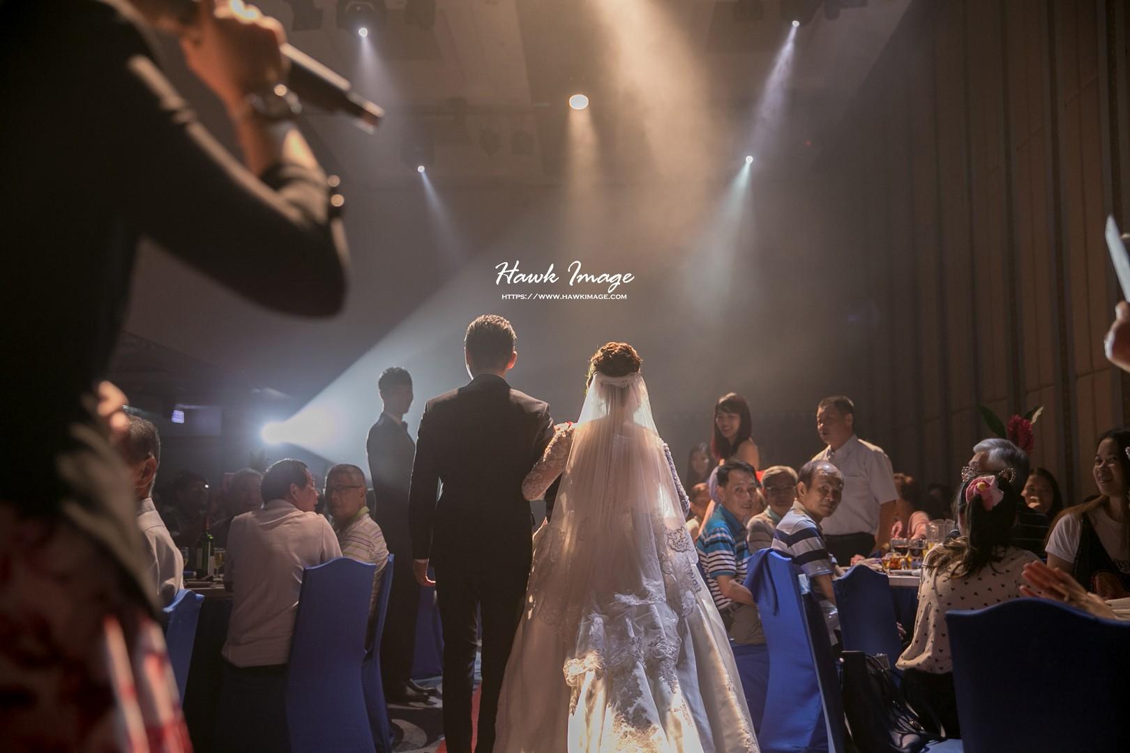 婚紗攝影工作室 - Hawk [婚攝] 結婚宴客by婚攝浩克Hawk