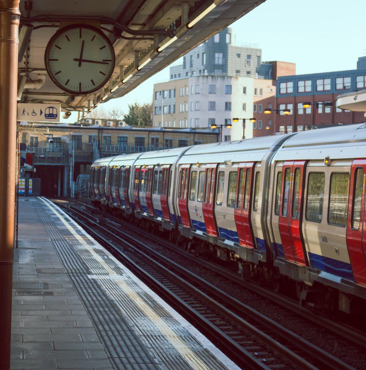 London Trains Noise