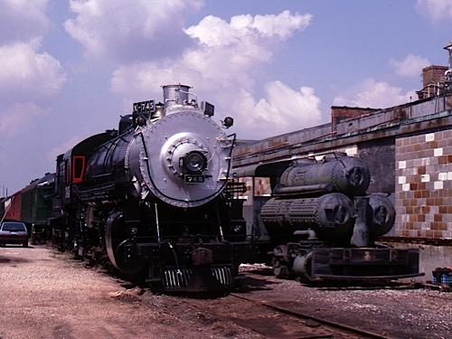 Gordon Steam Engine