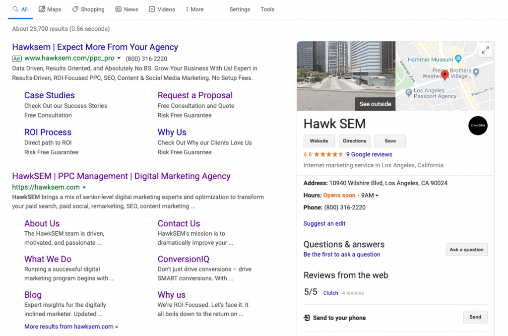 HawkSEM: Why SEO Should Be Part of Your Marketing Strategy